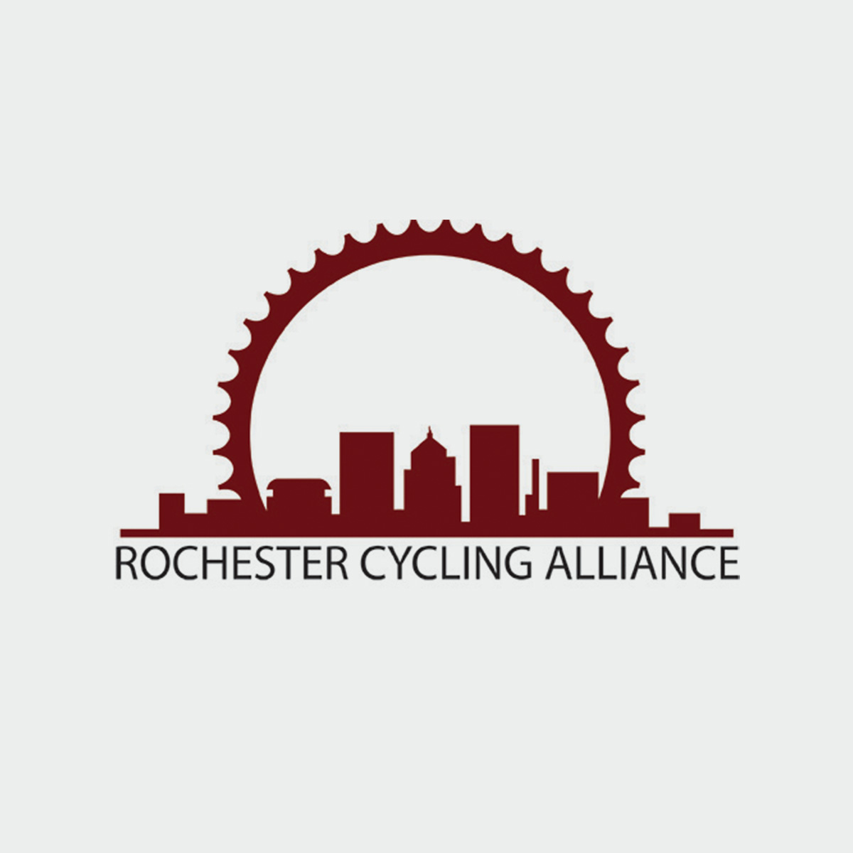 Old Rochester Cycling Alliance Logo